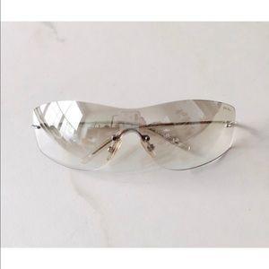 Ralph Lauren Clear Sunglasses